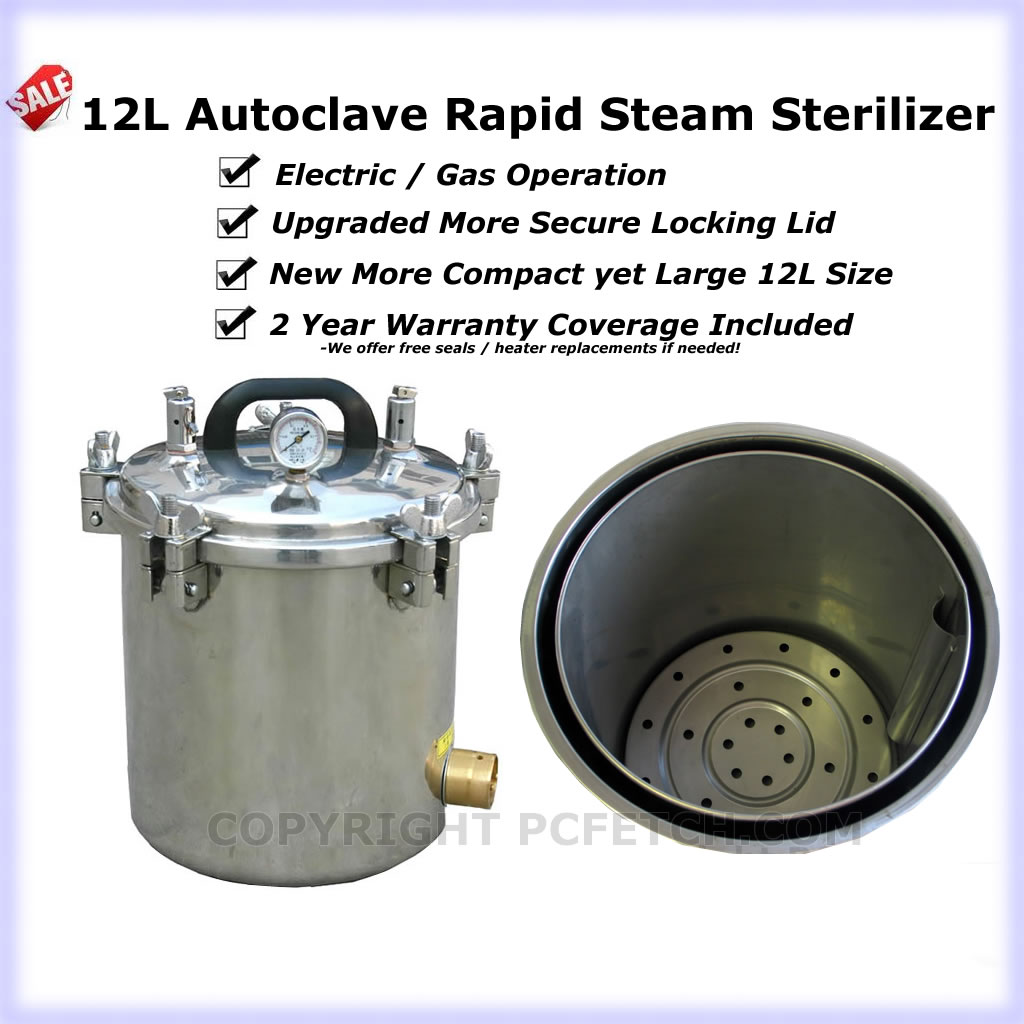Autoclave sterilizer tattoo pictures to pin on pinterest for Cheap autoclaves tattooing
