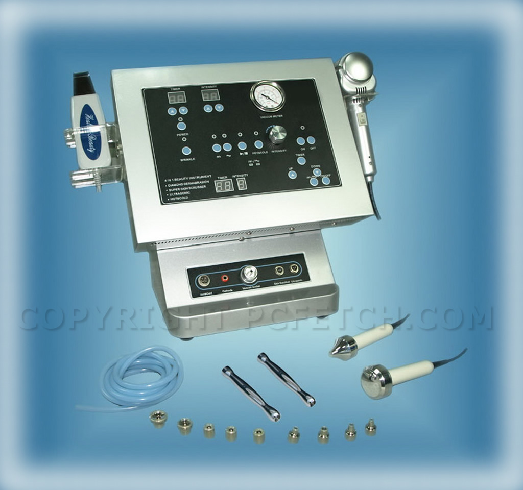 nv 07d microdermabrasion machine