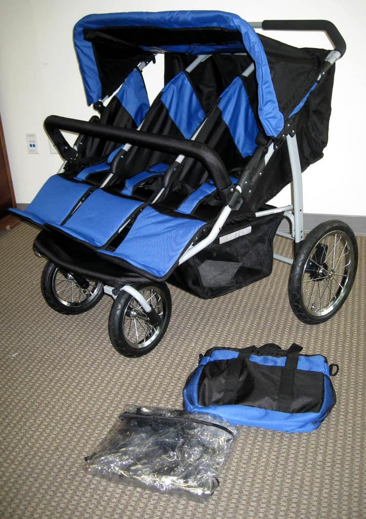 Triple Stroller Deals On 1001 Blocks