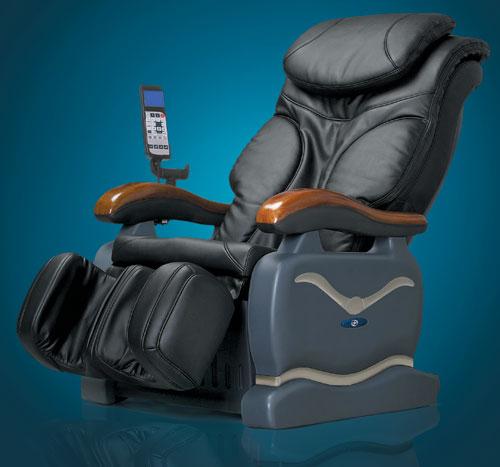 Pics Photos Brookstone Refurbished Osim Isymphonic Massage Chair Review